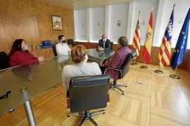 El Consell se muestra dispuesto a buscar una solución para los Don Pepe