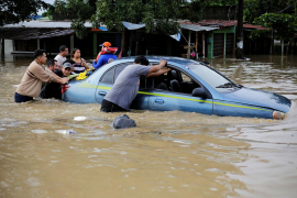 Al menos una veintena de muertos en una Centroamérica devastada por el huracán Eta