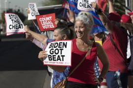 Nevada tardará hasta el fin de semana en contar la mayoría del voto restante