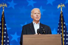 Joe Biden se acerca a la victoria a la espera del recuento final