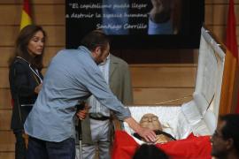Último adiós a Santiago Carrillo