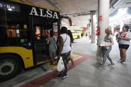 El transporte regular de viajeros por carretera de Ibiza cifran las pérdidas en tres millones