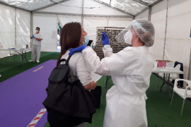 El coronavirus gana terreno en Baleares