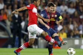 Messi vuelve a rescatar a un Barça que estuvo contra las cuerdas (3-2)