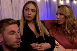 Primer enfrentamiento entre Tom Brusse, Sandra Pica y Samira Jalil