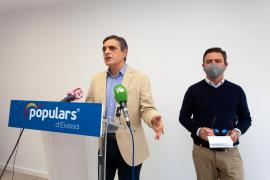 El PP defiende que los PGE implican un retroceso de una década para Ibiza