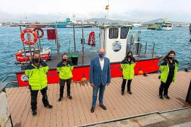 Los puertos de Ibiza y la Savina estrenan un sistema pionero de recogida de residuos