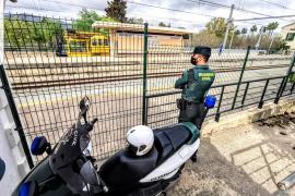 Detenido un hombre por abusos sexuales en un vagón de tren en Mallorca