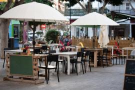 Vila, una ciudad desierta a media tarde de un sábado
