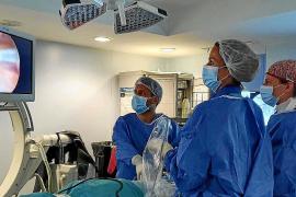 Cirugías de columna mínimamente invasivas y seguras en la Policlínica