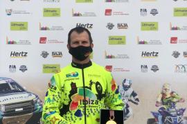 Toni Vingut, campeón en la Copa del Mundo de Bajas