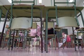 26 alumnos y seis docentes, positivos en coronavirus en Ibiza en la última semana
