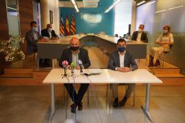 Los recibos de basura bajarán en la isla de Ibiza entre un 20 % y un 30 % en 2021