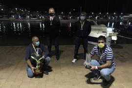 Buena actuación balear en el campeonato de España de pesca