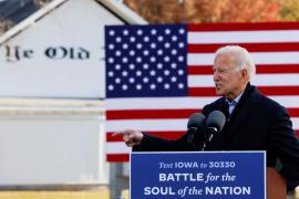 Biden desvela su comité frente a la pandemia y alerta de que queda un «duro invierno» por delante