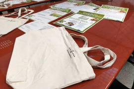 Talleres de compostaje y de papel reciclado para celebrar la Semana Europea de la Prevención de Residuos