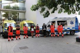El equipo de Ambulancias del Grupo Policlínica obtiene el certificado por AENOR