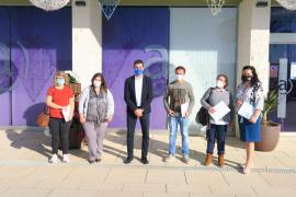 Sant Antoni firma nuevos convenios de colaboración con las colles de 'ball pagès' del municipio