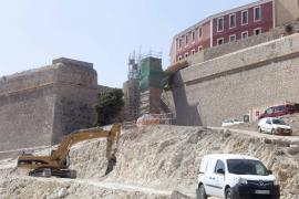 El Gobierno autoriza modificar el contrato de rehabilitación del futuro Parador de Ibiza por 2,17 millones