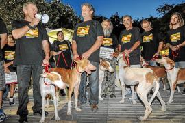 Protesta para que los mallorquines «no nos quiten el podenco ibicenco»