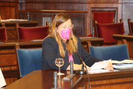 Gómez destaca que el Presupuesto destina más de un tercio a Salut para luchar «con todas las fuerzas» contra la pandemia