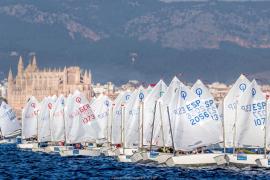 Aplazado el Ciutat de Palma de vela, la competición deportiva más antigua de Baleares