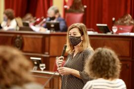 Armengol apuesta por atraer empresas innovadoras a Baleares que «paguen impuestos aquí»