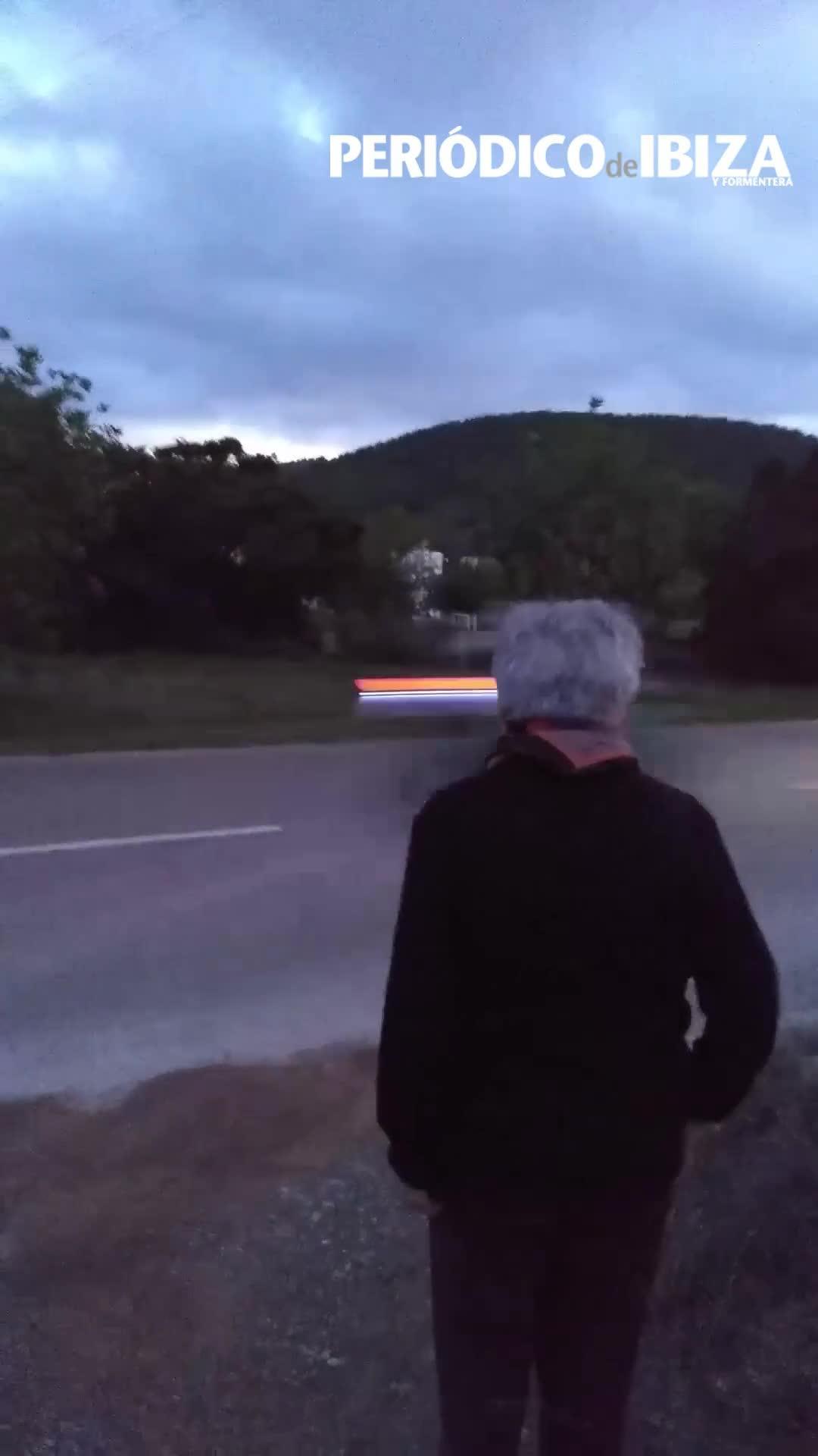Sant Antoni pide erradicar las carreras ilegales de motos