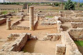 El Consell reactiva la compra de los terrenos del futuro centro de arqueología en Alcúdia
