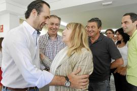 Bauzá critica que Nacho Rodrigo se vaya del PP«a mitad de camino» y conserve su acta de concejal