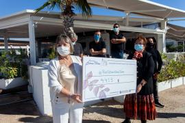 La campaña Pink October Elena Torres recauda más de 4.000 euros contra el cáncer
