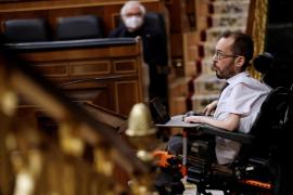 Unidas Podemos asume que los Presupuestos «no van a alcanzar» para superar la crisis
