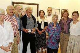 Nils Burwitz inaugura una exposición en la Fundació Coll Bardolet
