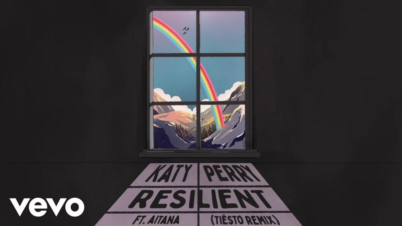 Katy Perry y Aitana se unen en 'Resilient'