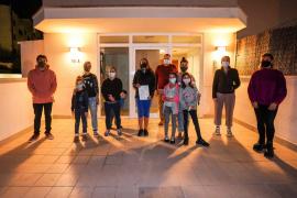 Vecinos de Cala de Bou siguen sufriendo acoso inmobiliario a pesar de la actuación del Consell