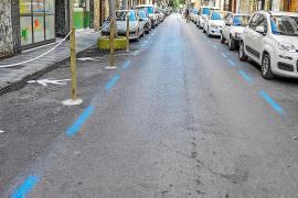 El coronavirus también agrava el problema de la falta de aparcamientos en Vila