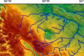 Este antiguo lago descubierto bajo Groenlandia puede tener millones de años