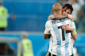 Mascherano, adiós al fútbol con corazón