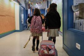Bajan los contagios en los colegios de Baleares tras seis semanas de subidas