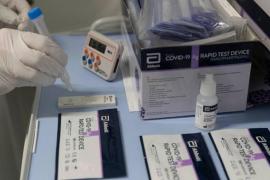 Sanidad hará a los viajeros extranjeros el test que el Govern descarta para asintomáticos