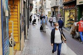 Más del 40 % de ciudadanos de Baleares ha comprado ropa por internet este año