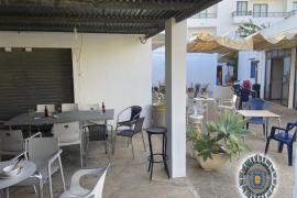 Desmantelado un bar clandestino en Sant Antoni