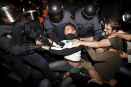 La Audiencia Nacional asegura que no es competente para juzgar a los detenidos del 25-S