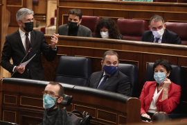 Interior investigará su hubo descoordinación en el desalojo de 200 migrantes en Canarias