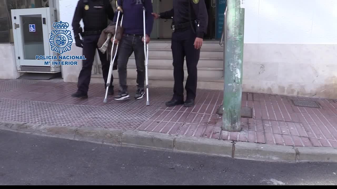 Detenidos dos argelinos llegados a Formentera y que formaban parte de la mafia de las pateras
