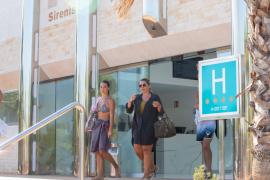 Solo el 8 % de la planta hotelera española está abierta y con ocupaciones por debajo del 15 %