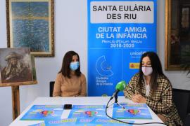 Santa Eulària organiza un mes de actividades para conmemorar el Día Universal de la Infancia
