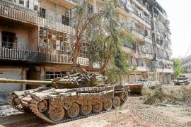Más de 370 muertos en el día más sangriento de la revuelta en Siria
