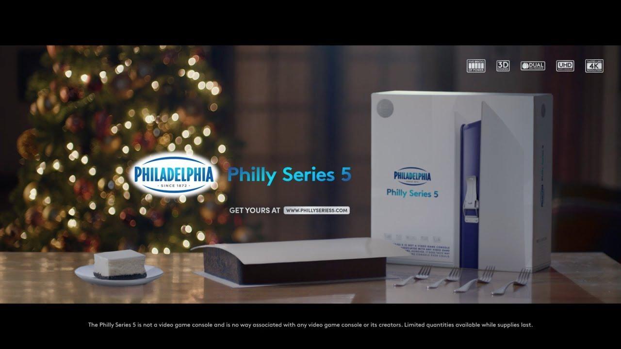 Una marca de queso bromea con el diseño de la PS5 en su nuevo anuncio