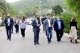 Las restricciones en Ibiza se mantienen pese a mejorar la situación sanitaria